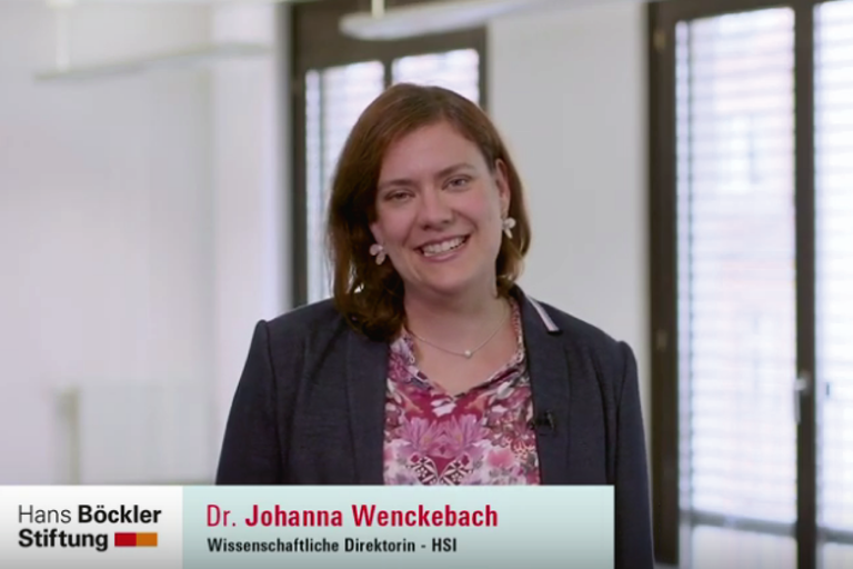 Video Johanna Wenckebach