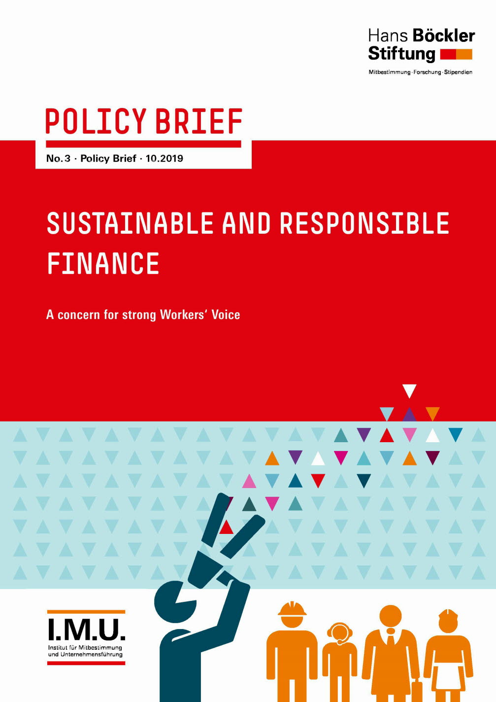 Sustainable and responsible finance